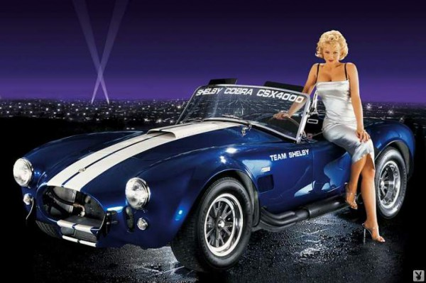 Heather Kozar и Shelby CSX 4000 Series Cobra