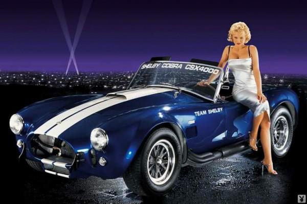 Heather Kozar и Shelby CSX 4000 Series Cobra