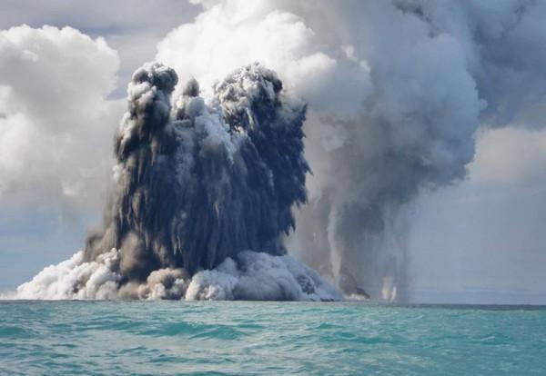 Вулканы помогли Земле развиться