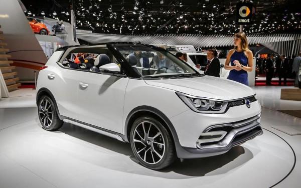 Машину называют конкурентом Nissan Juke