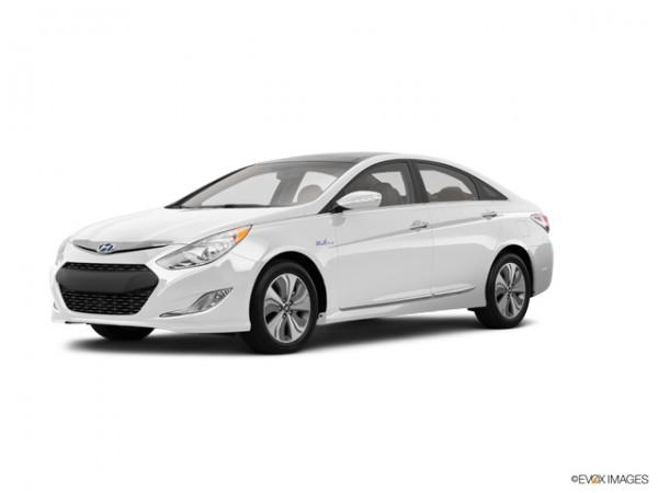 Новая Hyundai Sonata Hybrid