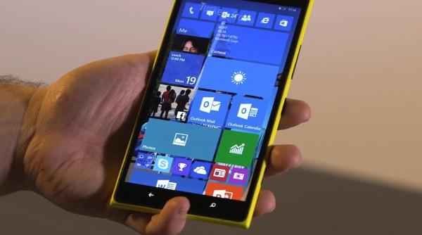 Windows 10 Mobile получат 10 телефонов