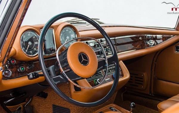 Ретро-Mercedes