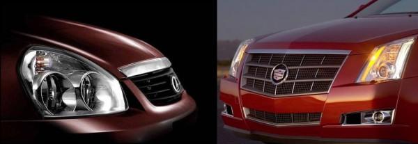 Приору покупают редко, но все равно чаще, чем Cadillac CTS