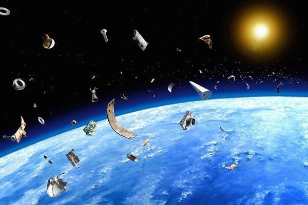 Космический мусор может стать причиной войн