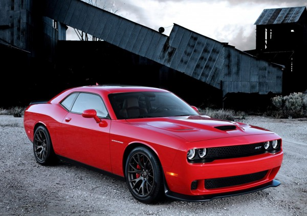 2015 Challenger SRT Hellcat