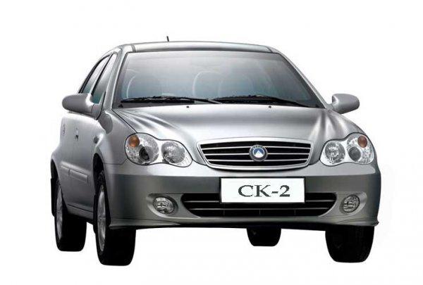 Geely CK - от 61 900 грн.
