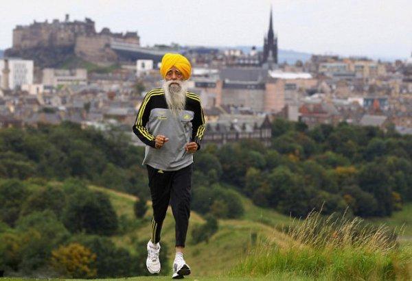 Надо тренироваться - впереди новый марафон в Эдинбурге