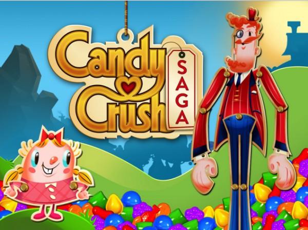 Candy Crush Saga станет бесплатной для Windows 10