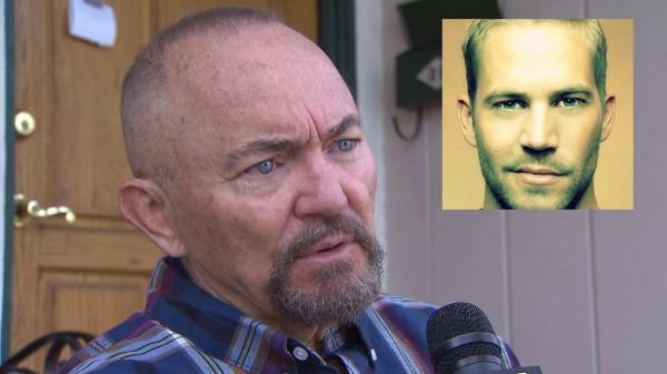 Отец актера, Пол Уокер-старший, подал в суд на Порше