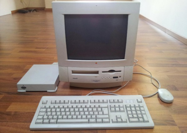 Старые Mac OS вполне работают