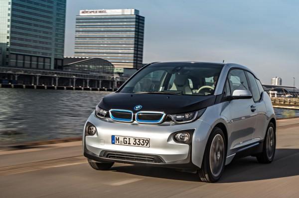 BMW i3 может стать Автомобилем года в Европе
