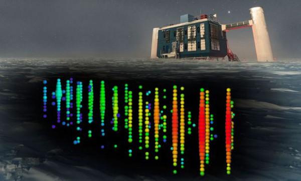 Детектор нейтрино IceCube в Антарктиде провел поиск вимпов