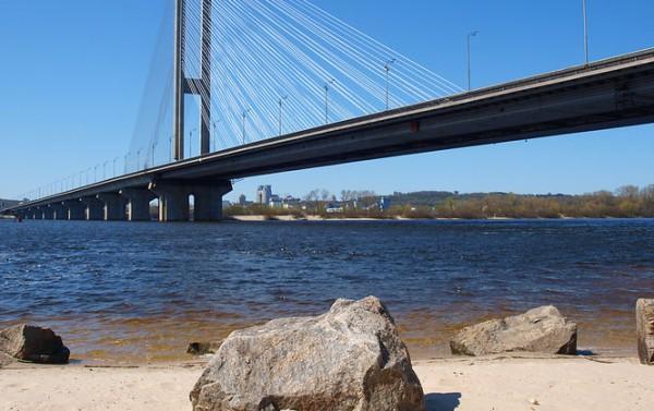 Мост ненадолго закроют