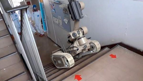 Робот осмотрит атомную станцию