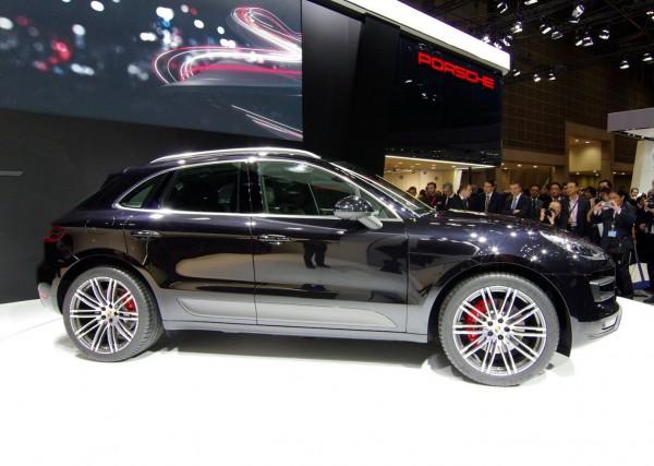 Porsche Macan Turbo обойдется в 87 900 евро