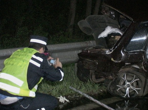 В аварии погиб один человек, еще один - ранен
