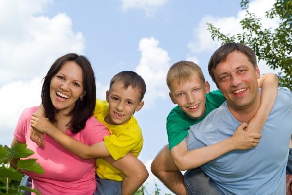 Секреты дружной семьи