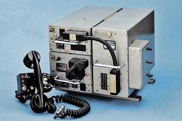 Первая мобильная станция