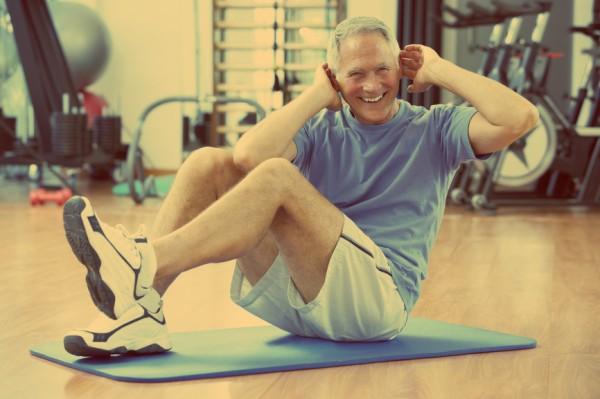 Ведущие активный образ жизни не знают, что такое старость