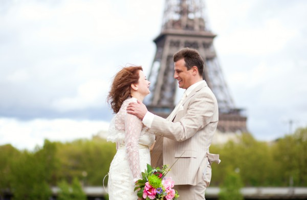 Как устроить свадьбу во Франции