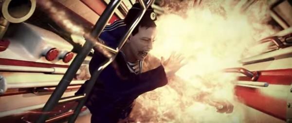 Скриншот трейлера игры