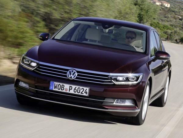 Volkswagen Passat получил награду