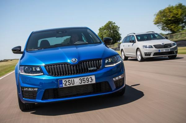Автомобиль года 2014 - Skoda Octavia