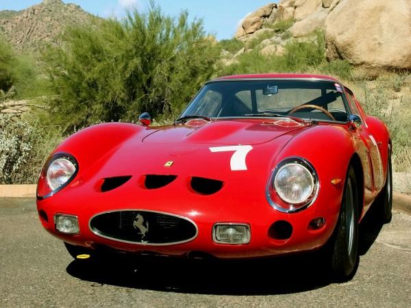 Ferrari 250 GTO стал самым дорогим автомобилем в мире