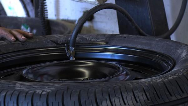 Правильное давление в шинах для каждой конкретной модели указывает производитель