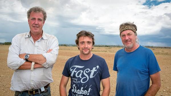 BBC анонсировала спецвыпуск Top Gear