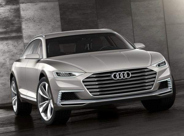 Audi prologue allroad '2015