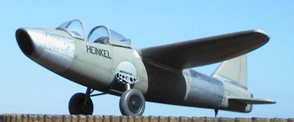 Реактивный самолет He 178