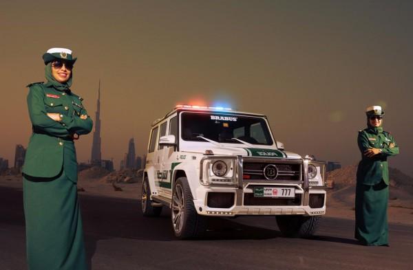 Brabus B63S 700 Widestar для арабов