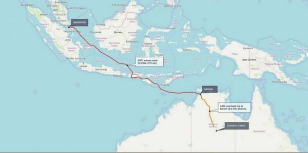 Как будут доставлять электричество в Сингапур