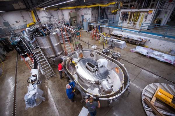 Ученые построили и испытали самый мощный термоядерный магнит в мире
