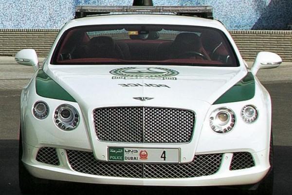 5. Bentley Continental GT