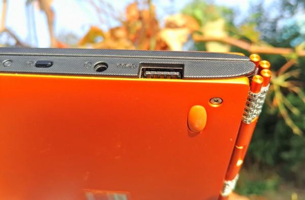 Порты Lenovo Yoga 900 13