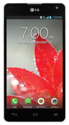 LG Optimus G - дисплей True HD IPS+
