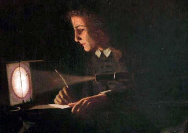 Джереми Хоррокс в 1639 году впервые наблюдает прохождение Венеры.