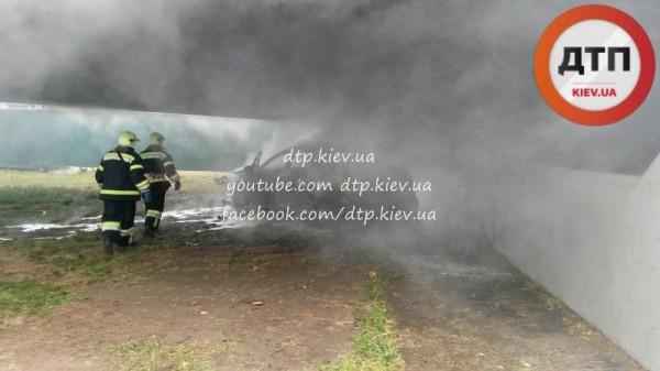 Смертельная авария в районе Борисполя