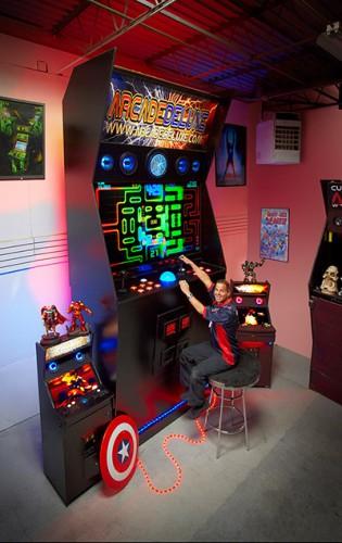 Самый большой игровой автомат в мире