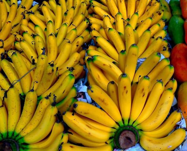 Банан - один из самых распространенных и проверенных афродизиаков