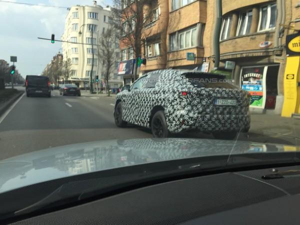 Новое поколение кроссовера Lexus RX.