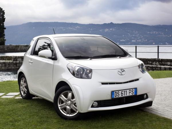 Самыми надежными автомобилями признали различные Toyota