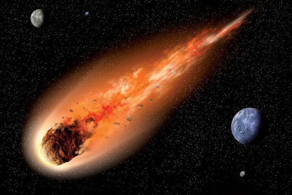 Астероид пролетит 31 октября