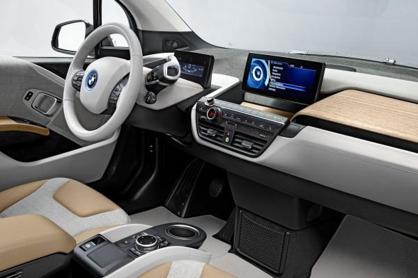 BMW i3. Серийная модель