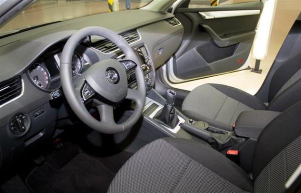 Skoda Octavia Combi A7, сделанная в Закарпатье