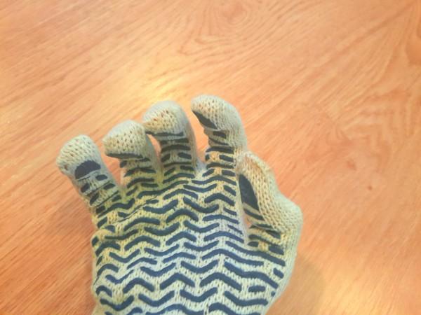 Обзор строительных перчаток