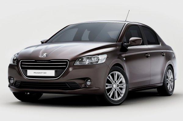 Peugeot 301 представят публике в сентябре на Парижском автосалоне